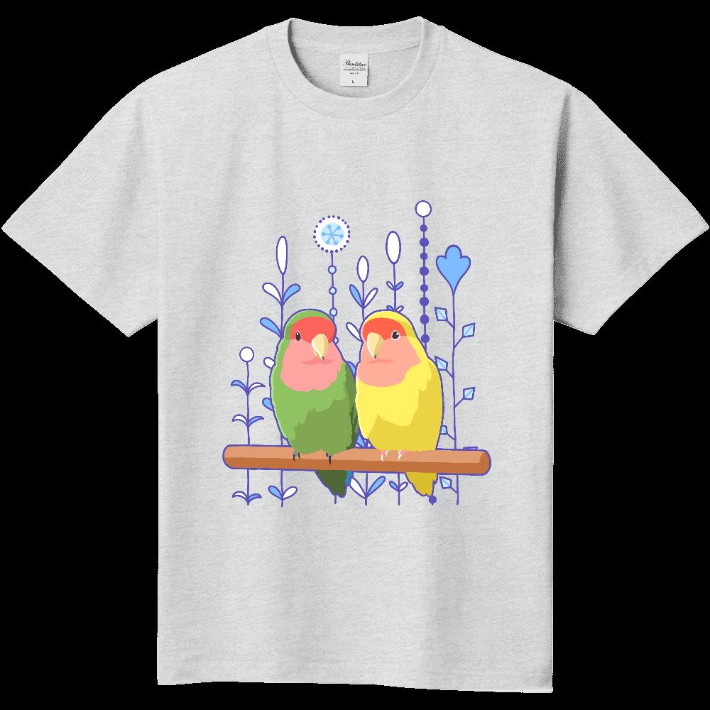 コザクラインコノーマルルチノー 定番Tシャツ