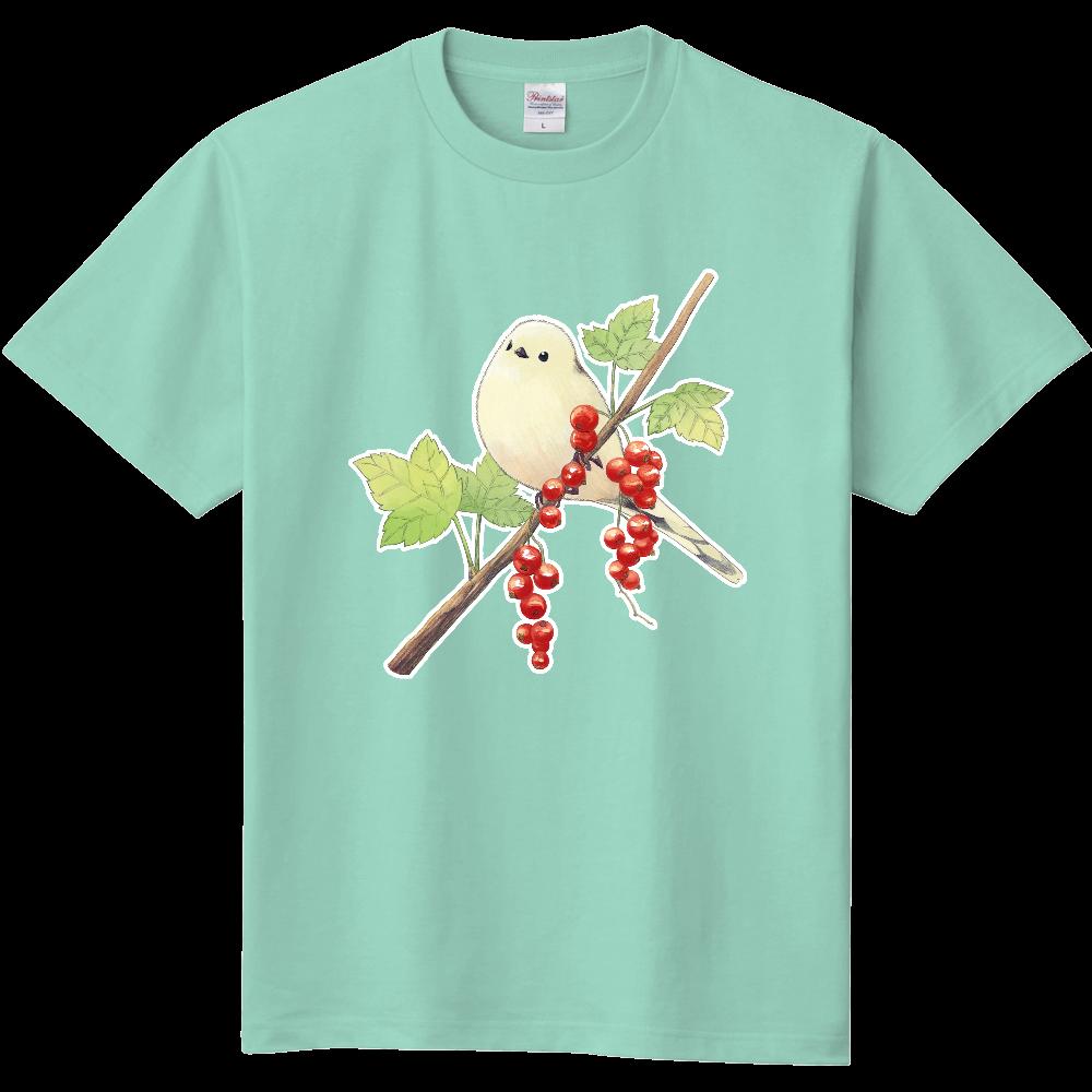 シマエナガTシャツ 定番Tシャツ