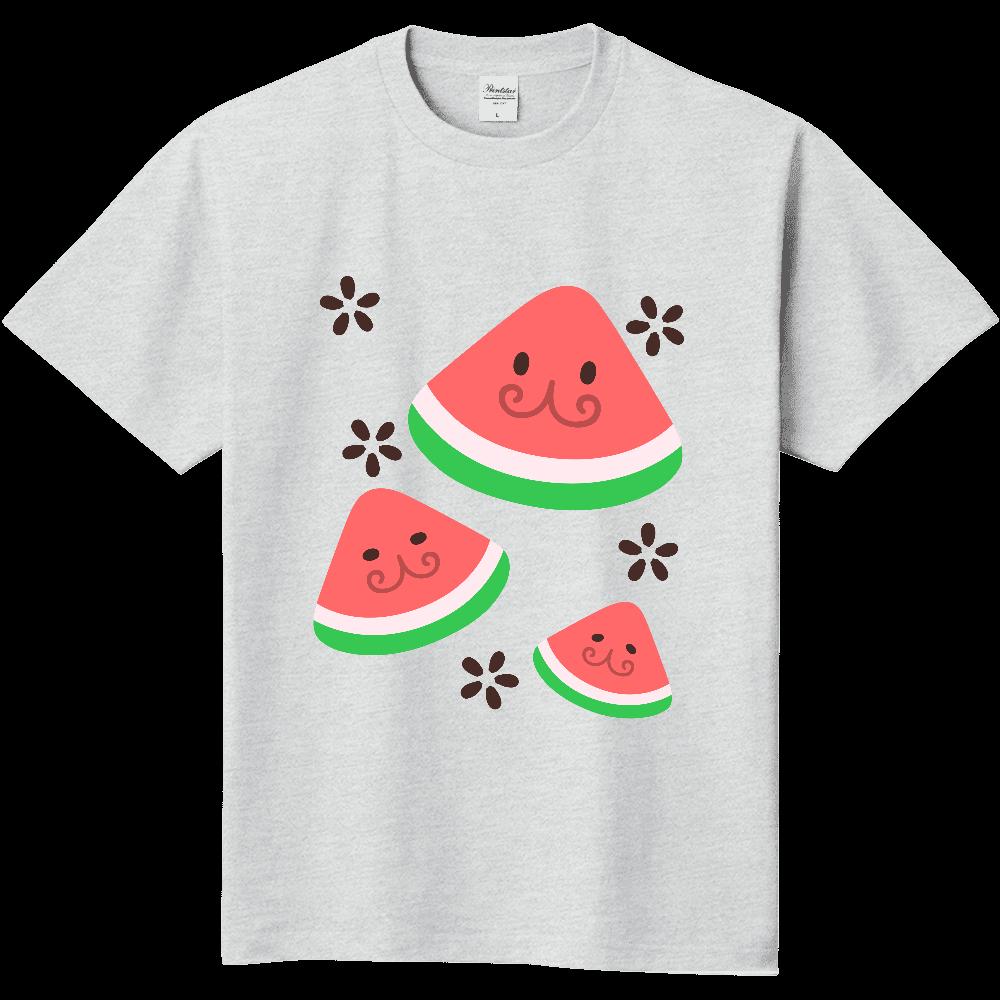 スイカ猿Tシャツ 定番Tシャツ
