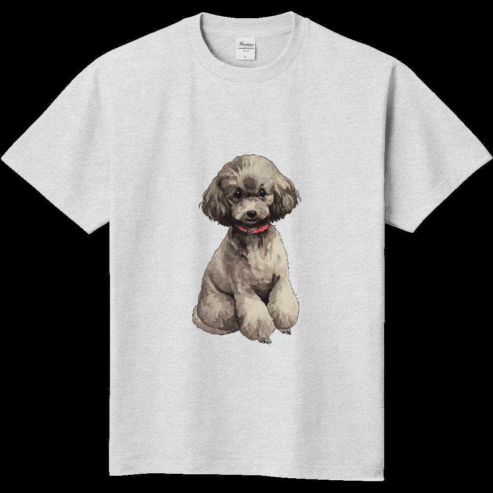 トイプードルTシャツ 定番Tシャツ