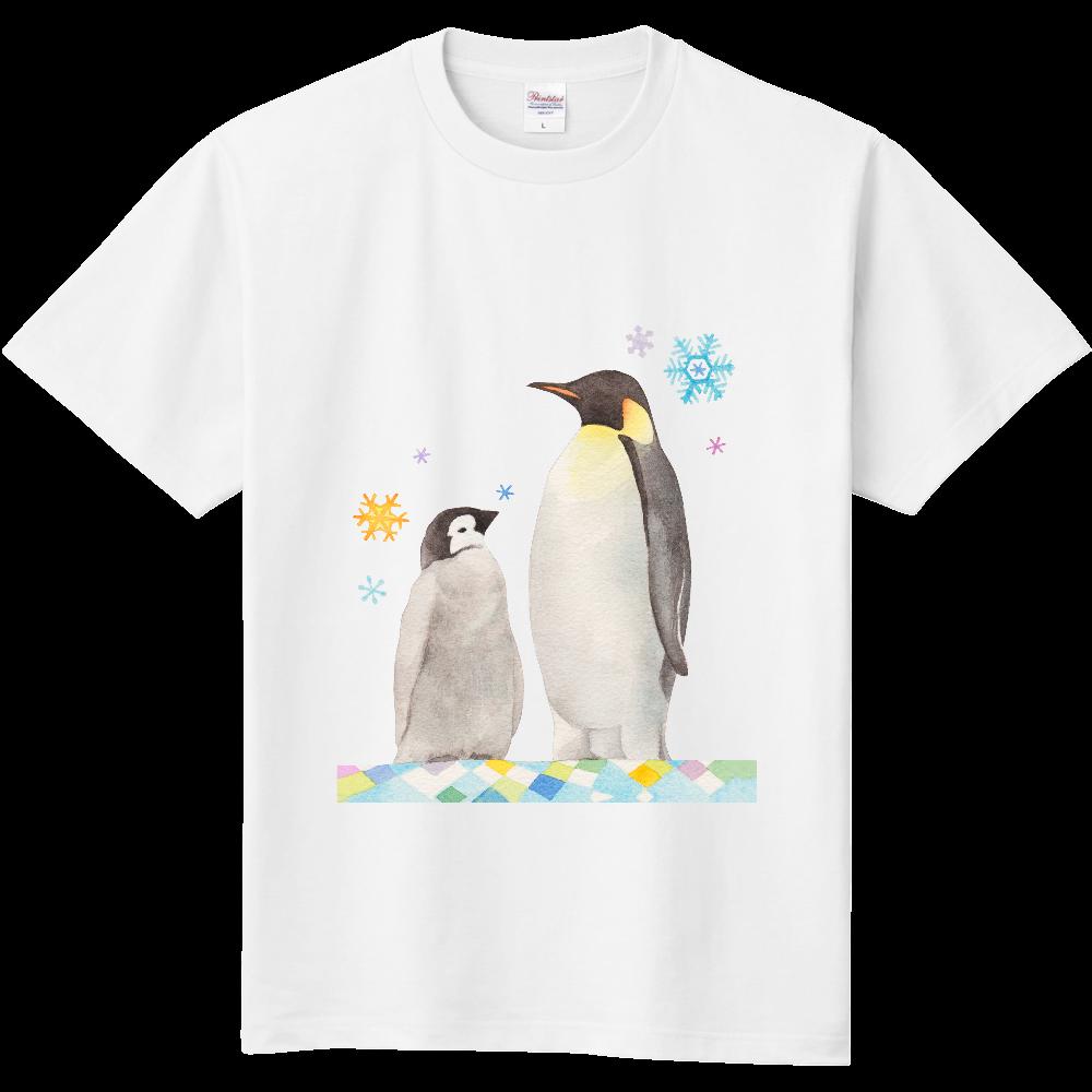 ペンギン親子Tシャツ 定番Tシャツ