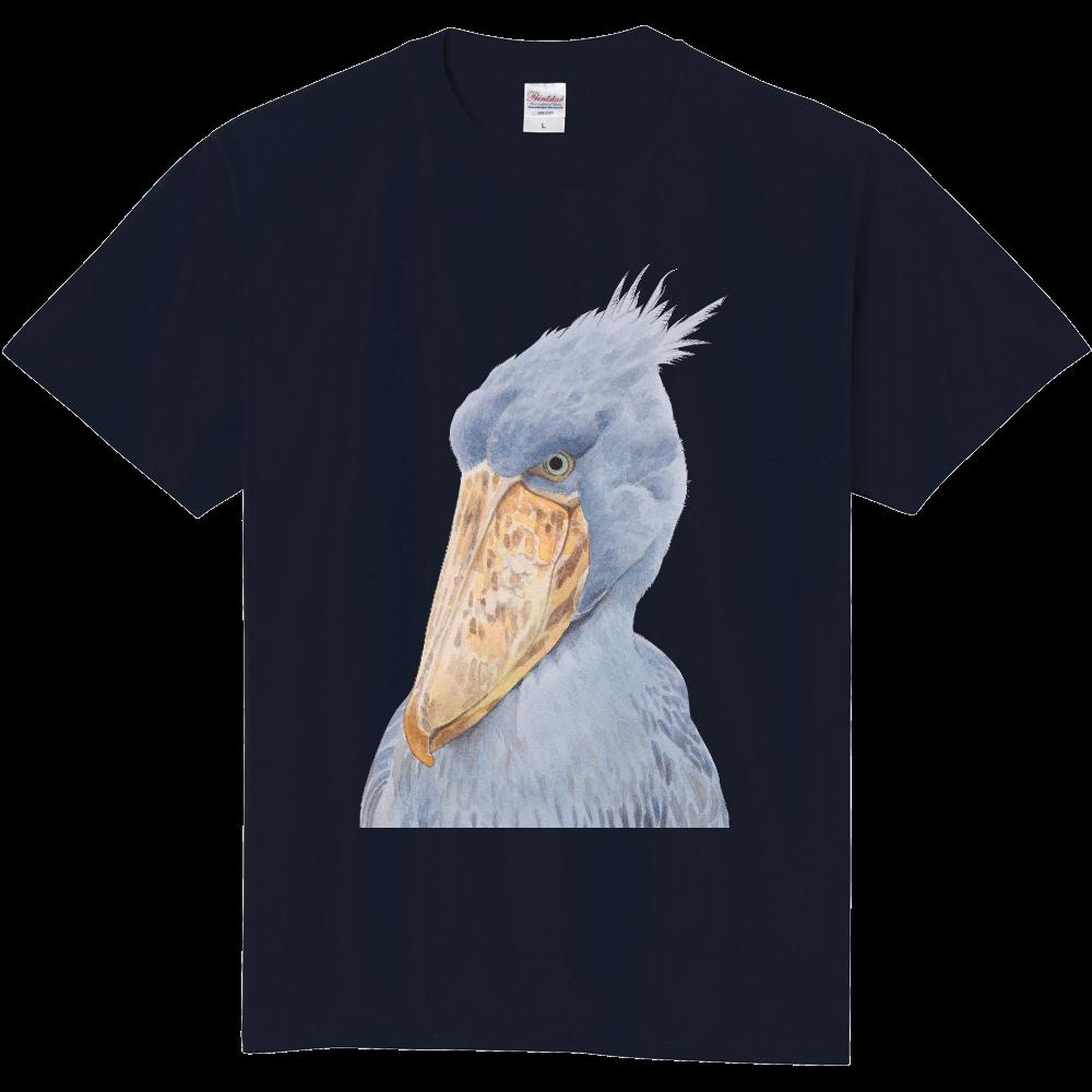 ハシビロコウTシャツ 定番Tシャツ
