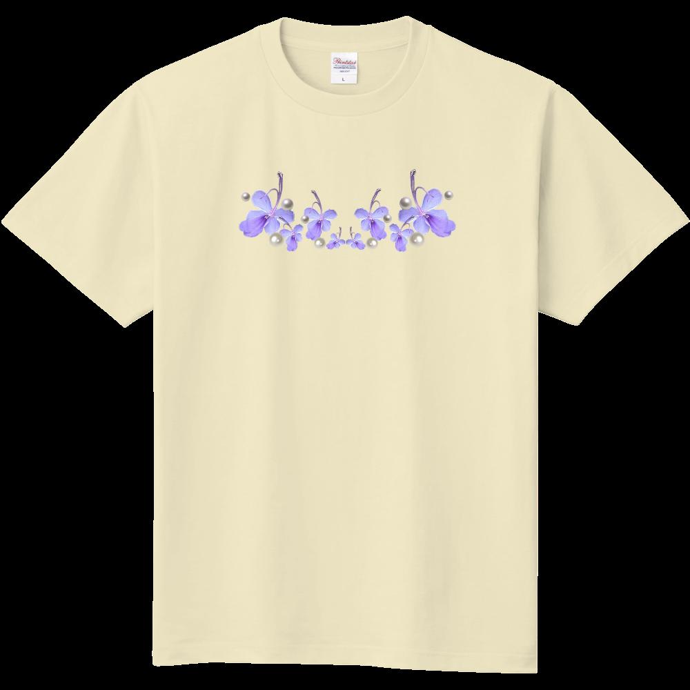 ブルーエルフィンとパールの服 定番Tシャツ