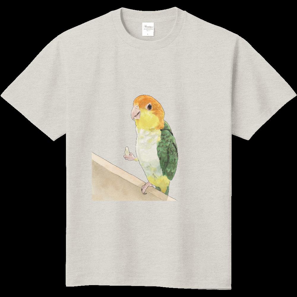 シロハラインコTシャツ 定番Tシャツ