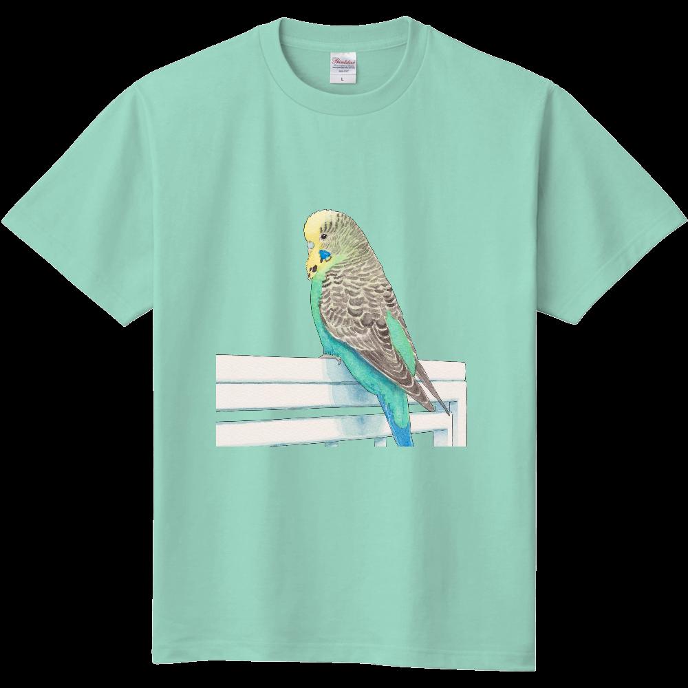 ジャンボセキセイインコのTシャツ 定番Tシャツ