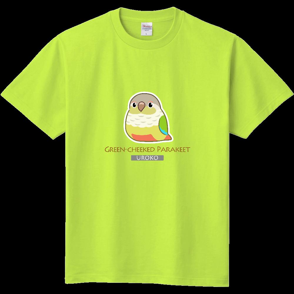 ウロコインコTシャツ 定番Tシャツ