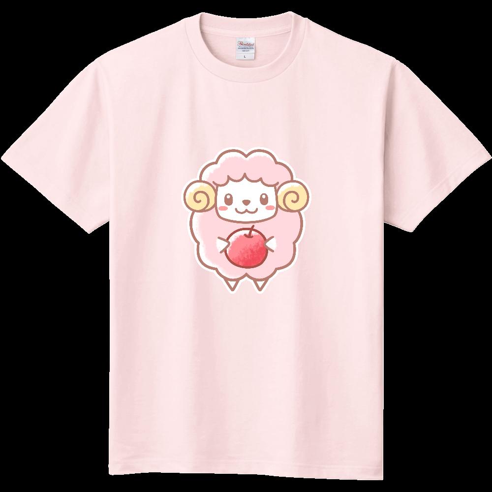 ピンク羊Tシャツ 定番Tシャツ