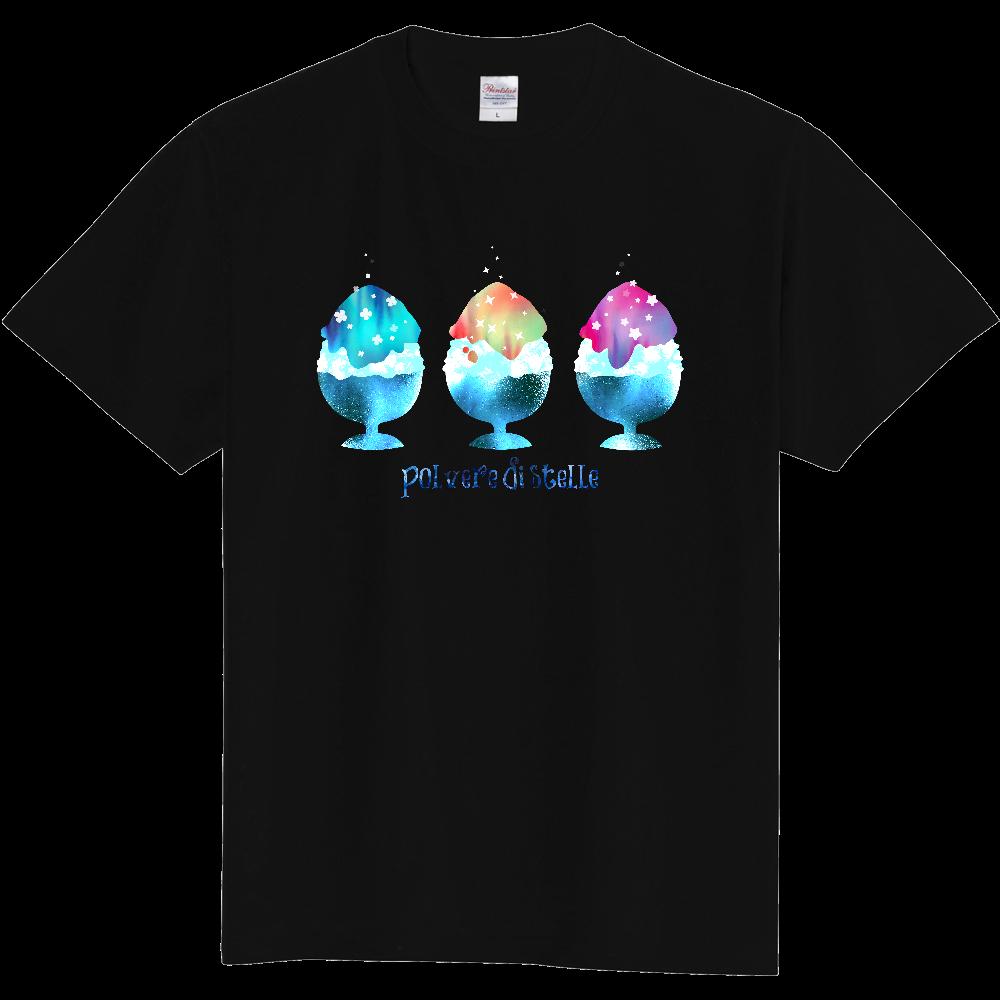 星屑かき氷 定番Tシャツ