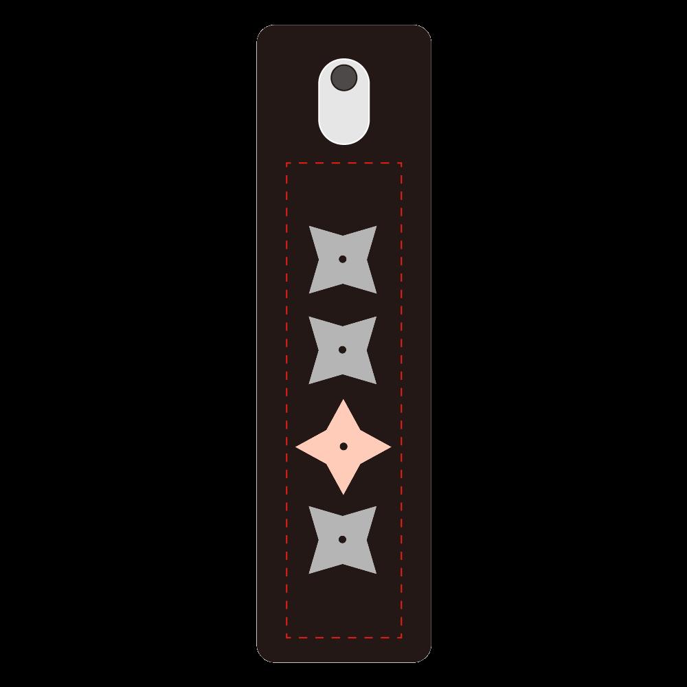 手裏剣・灰桃 携帯用スプレーボトル 携帯用スプレーボトル