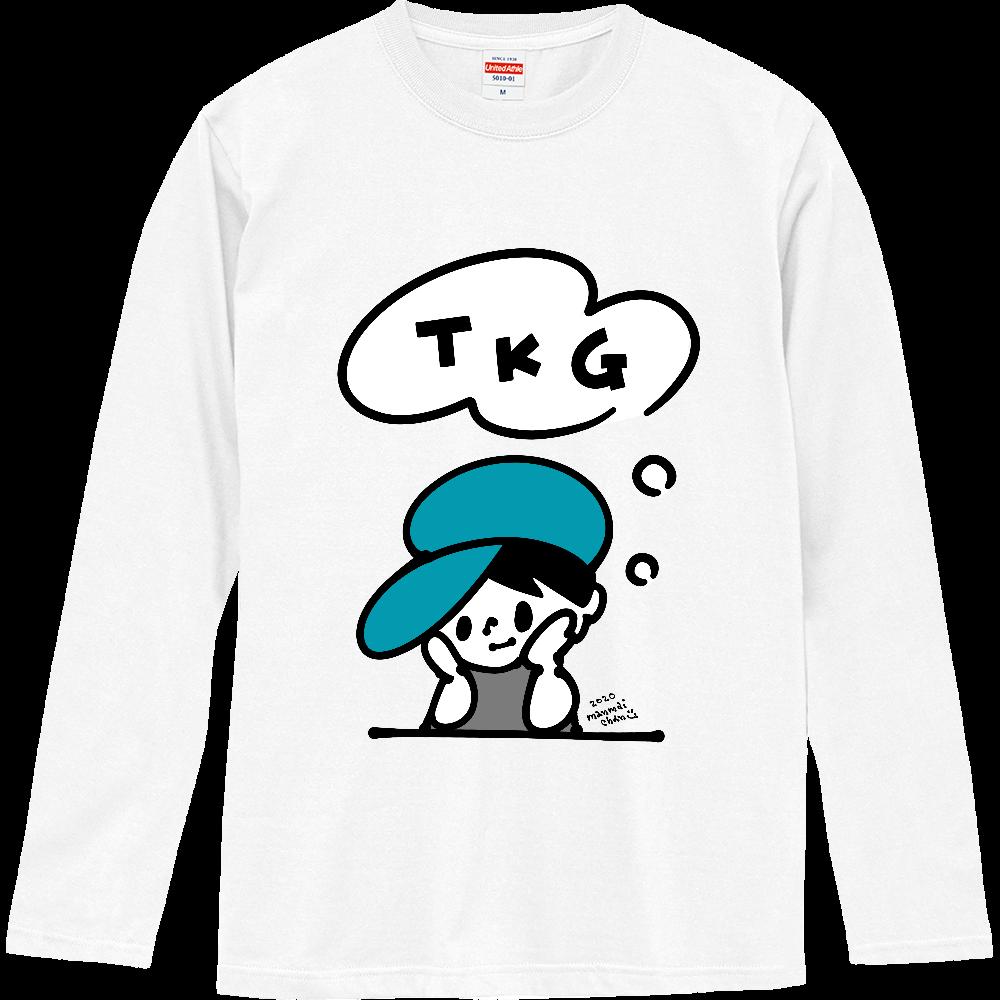 TKGロングスリーブTシャツ ロングスリーブTシャツ