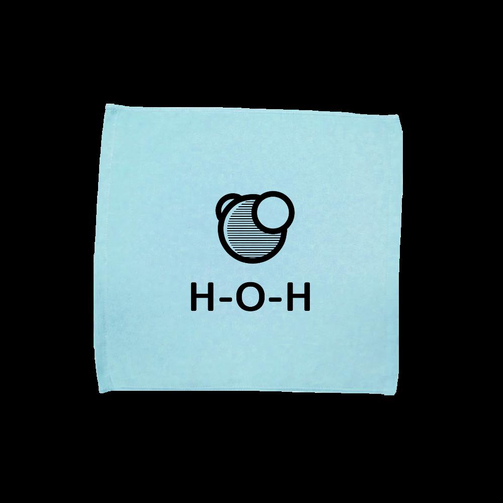 水分子 ハンドタオル ハンドタオル