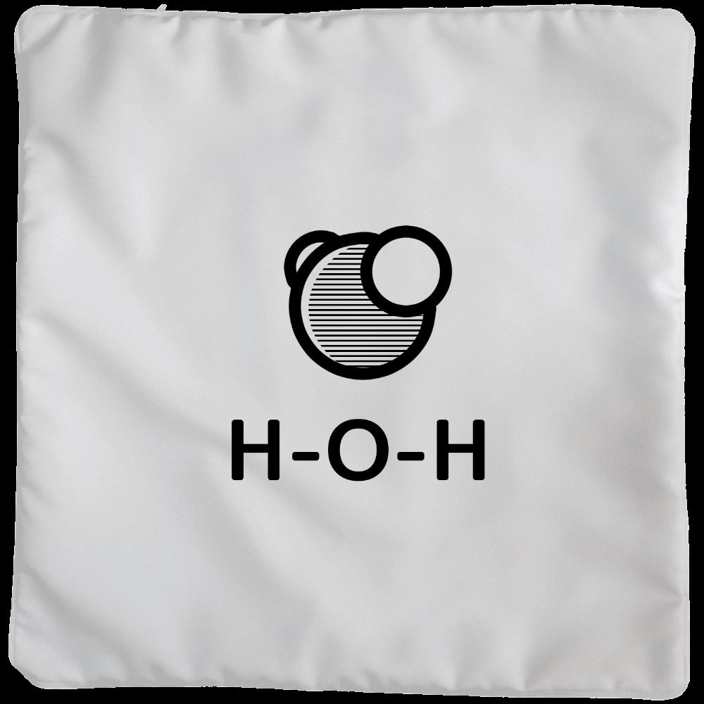 水分子 クッションカバー(大)カバーのみ クッションカバー(大)カバーのみ
