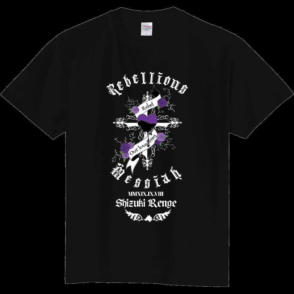 叛逆のMessiah 公式Tシャツ~Renge Purple Ver.~ 定番Tシャツ