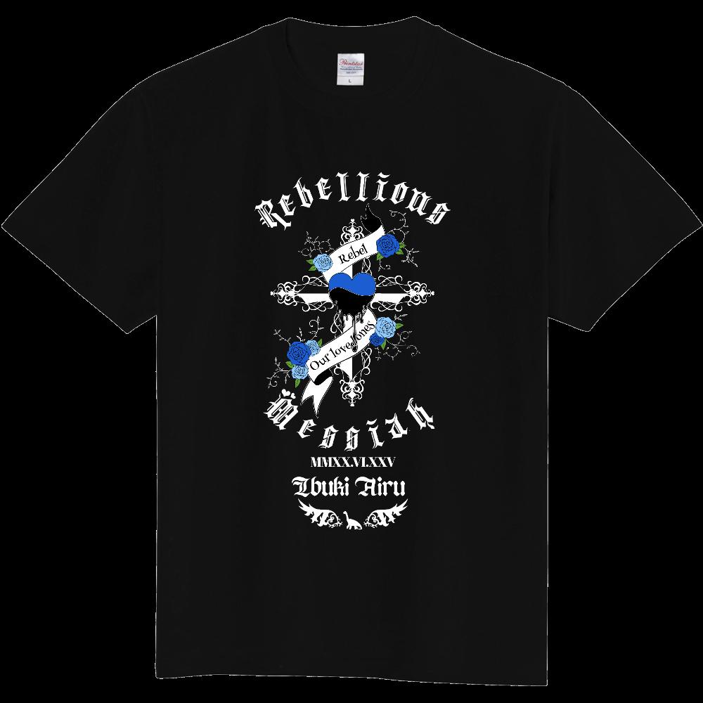 叛逆のMessiah 公式Tシャツ~Airu Blue Ver.~ 定番Tシャツ