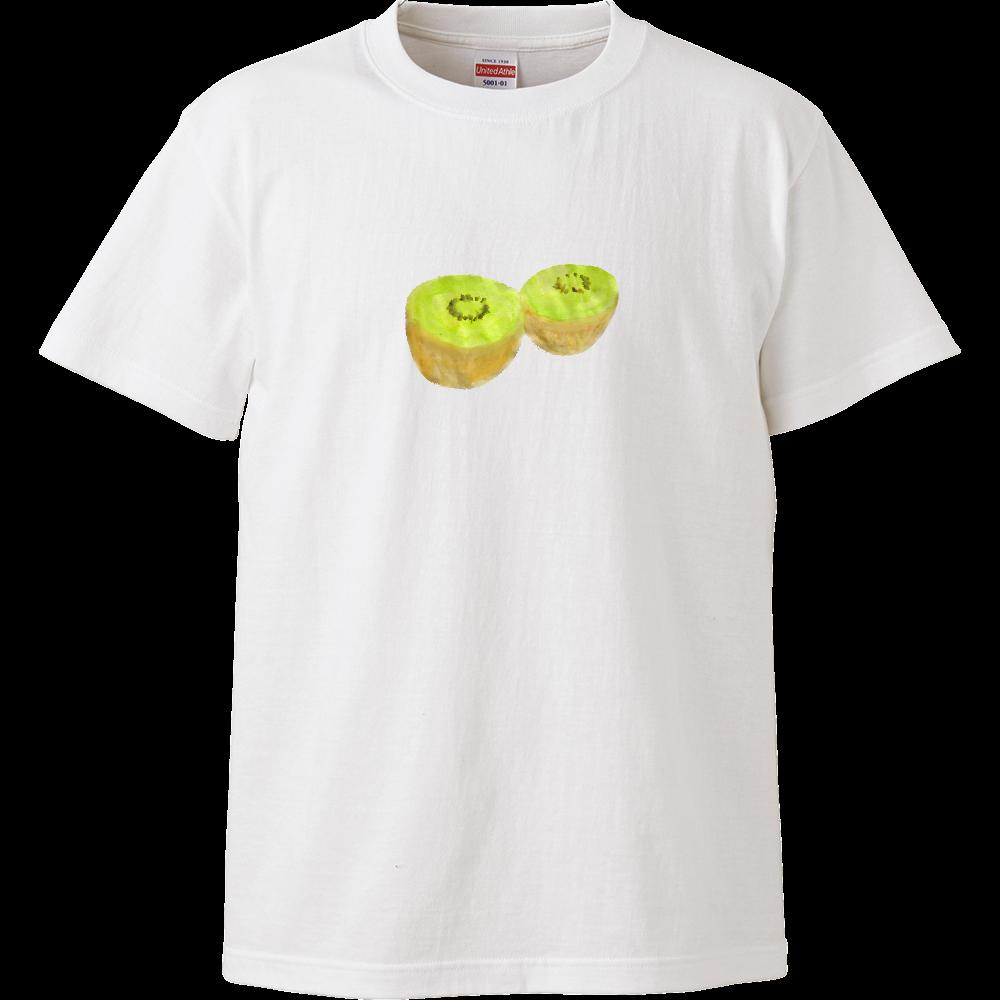 キウイ ハイクオリティーTシャツ