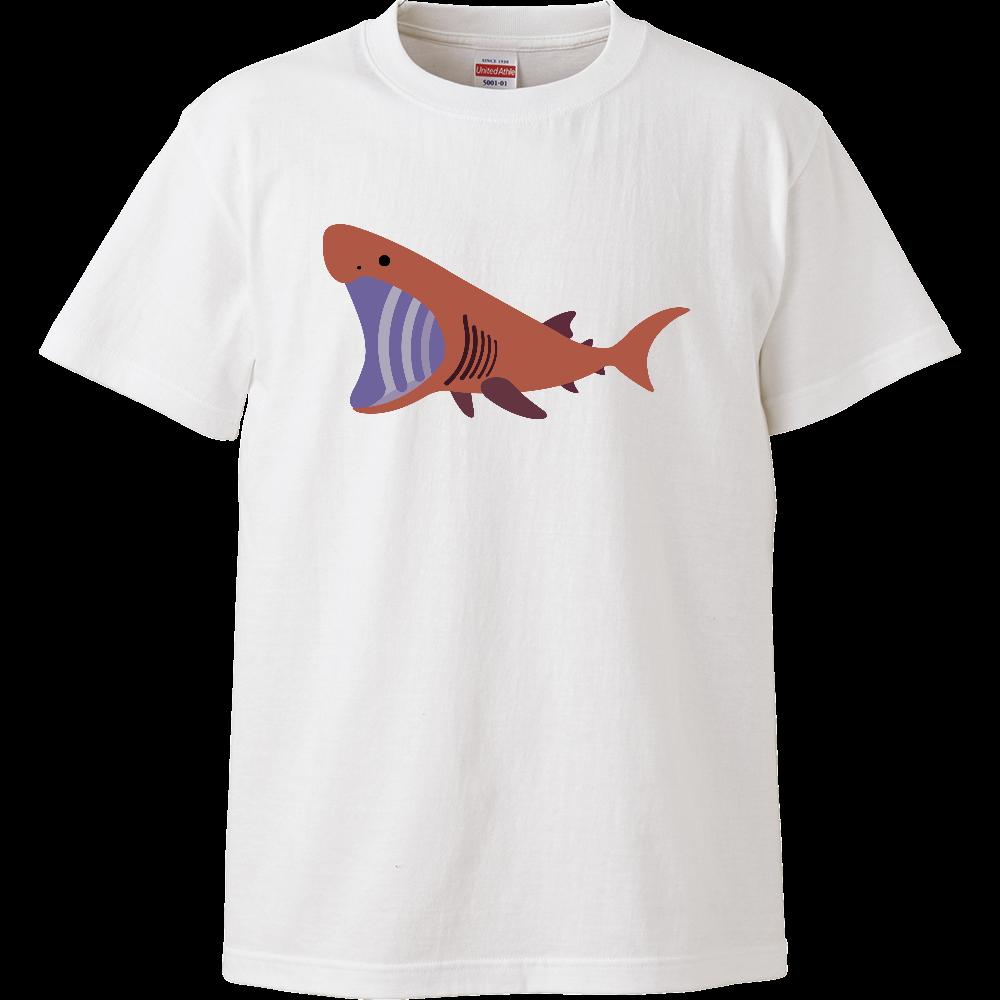 ウバザメ ハイクオリティーTシャツ