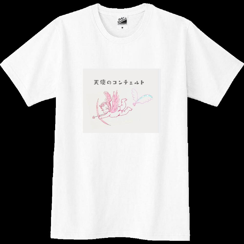 「天使のコンチェルト」男女兼用(スリムTシャツ) スリムTシャツ