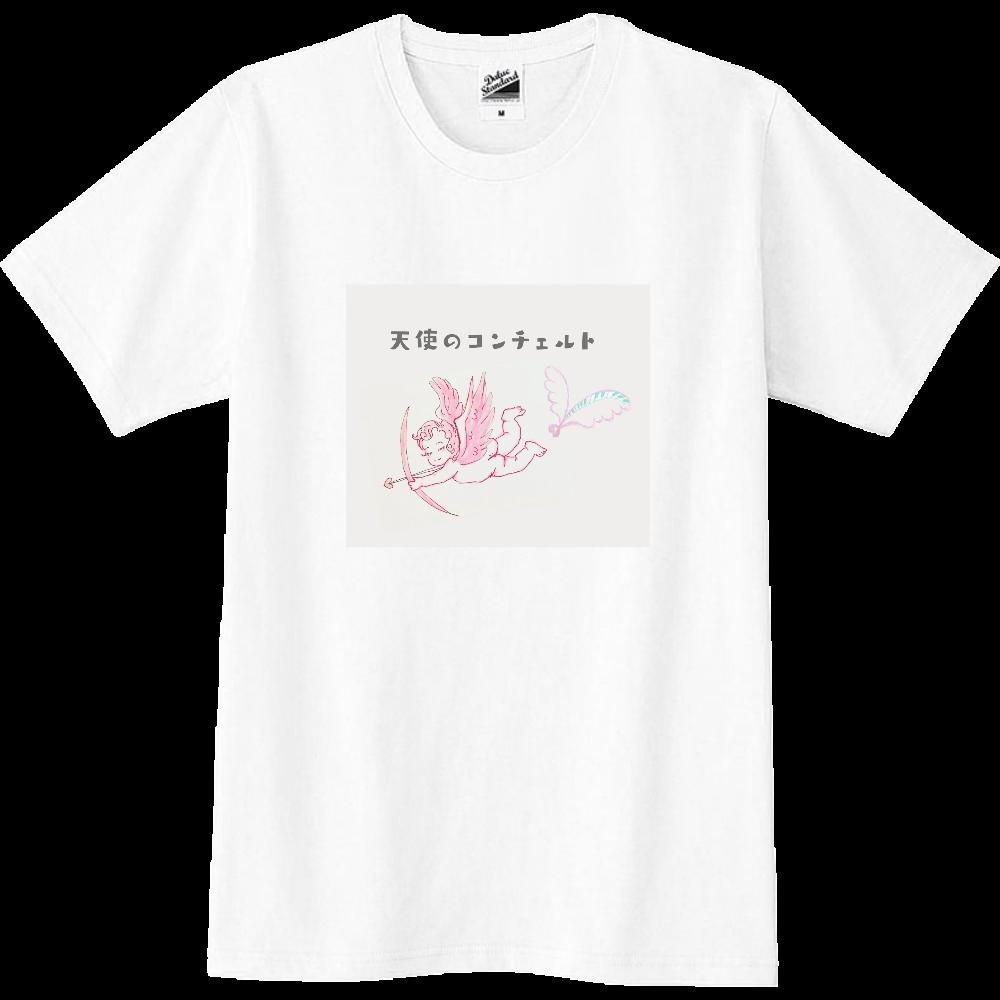 「天使のコンチェルト」男女兼用スリムTシャツ スリムTシャツ