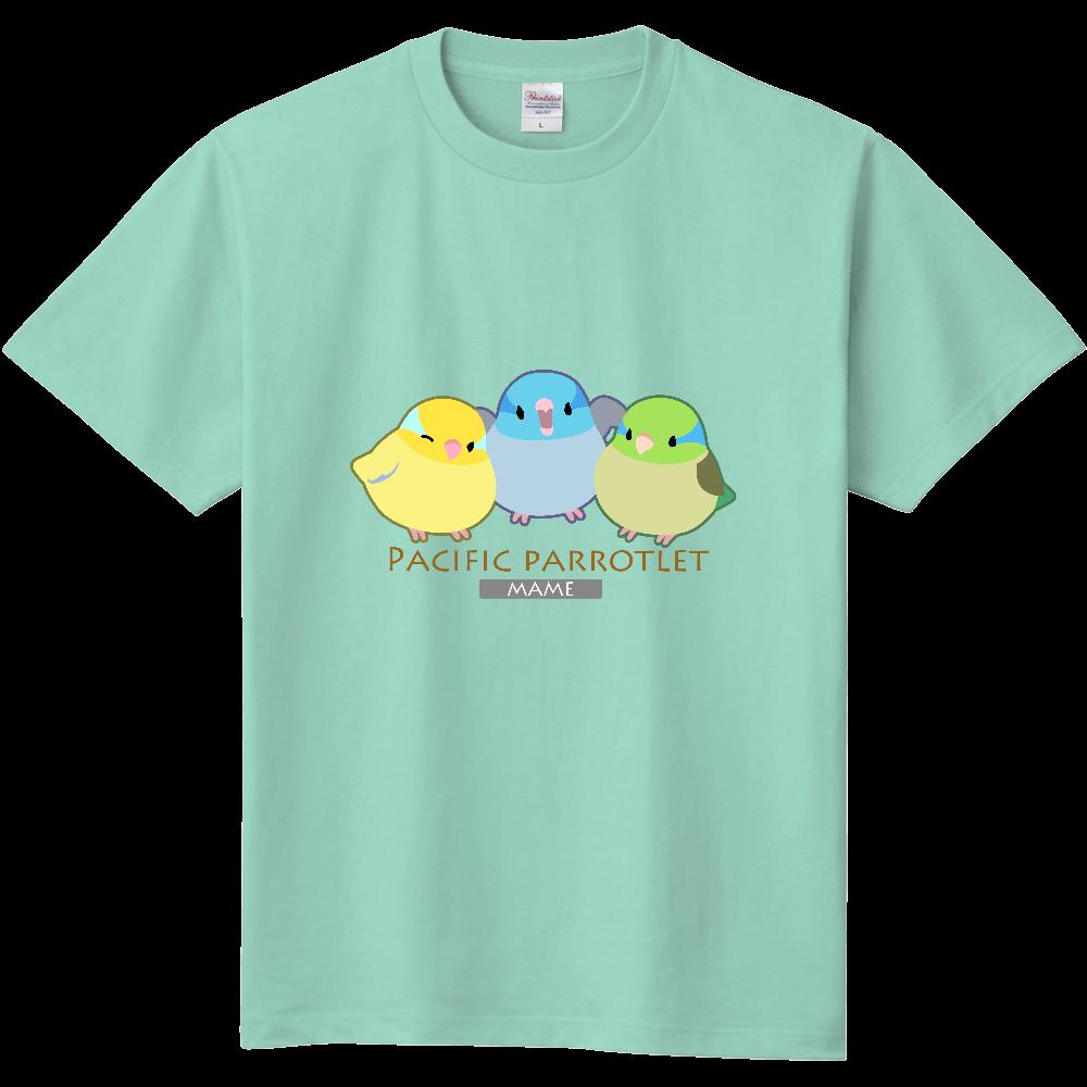 マメルリハのTシャツ(枠付き) 定番Tシャツ