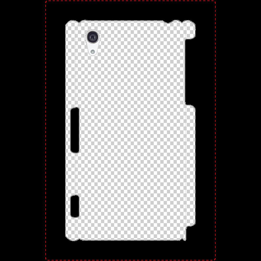 透過 Androidケース Xperia Z2(SO-03F) Xperia Z2(SO-03F)