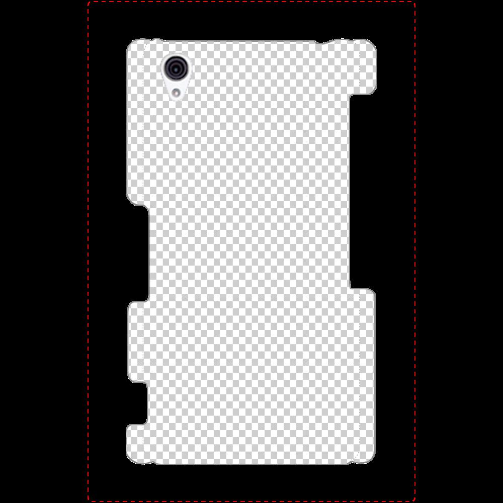 透過 Androidケース Xperia Z3(SO-01G・SOL26・401SO) Xperia Z3(SO-01G・SOL26・401SO)