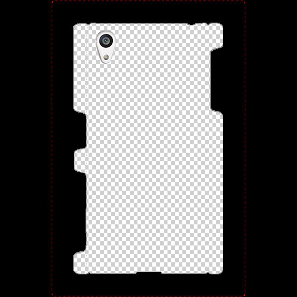 透過 Androidケース Xperia Z5(SO-01H/SOV32/501SO) Xperia Z5(SO-01H/SOV32/501SO)