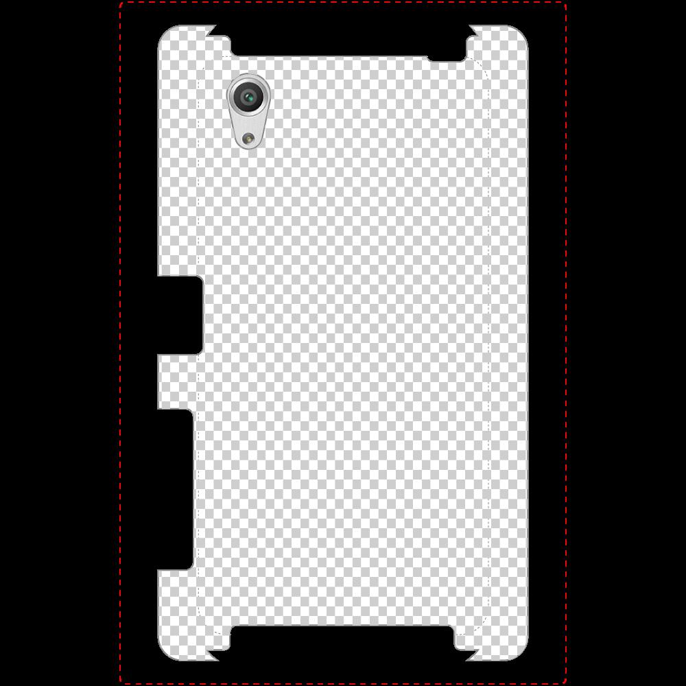 透過 Androidケース Xperia X Parfomance(SO-04H) Xperia X Parfomance(SO-04H)