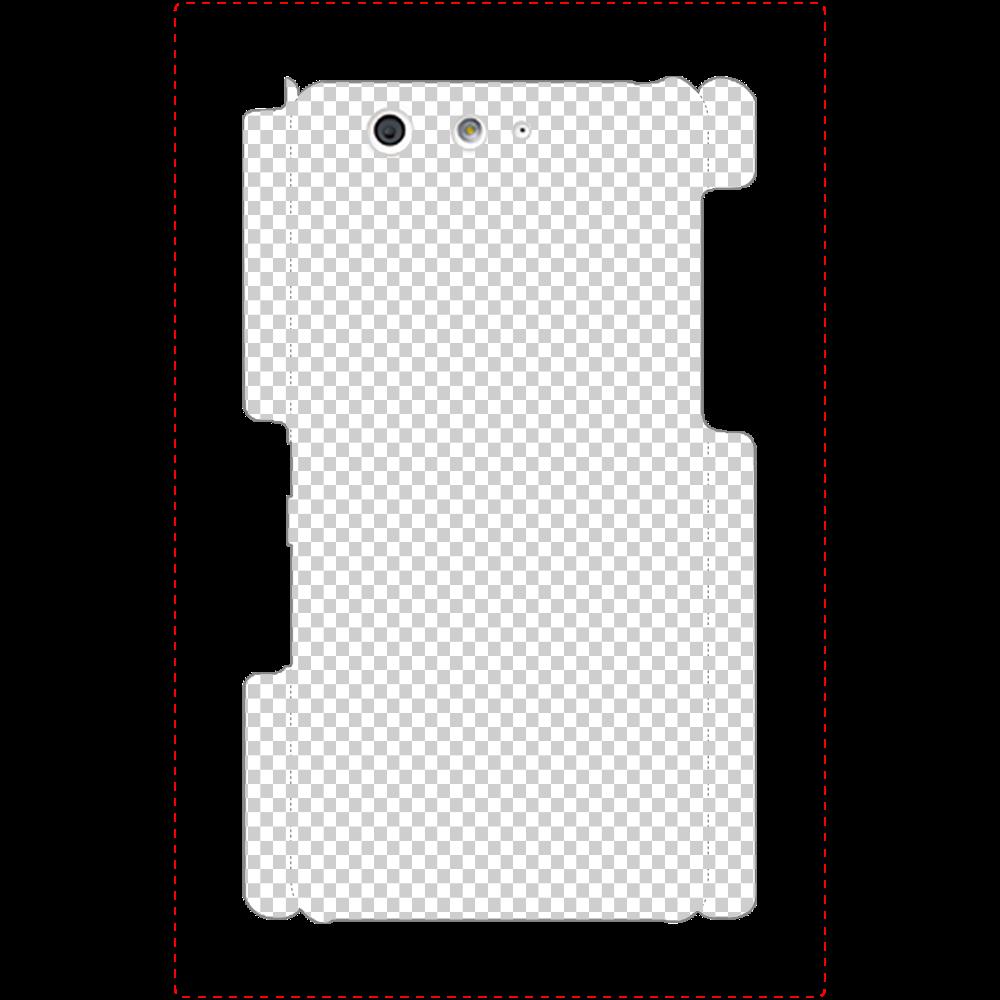 透過 Androidケース ARROWS SV(F-03H) ARROWS SV(F-03H)