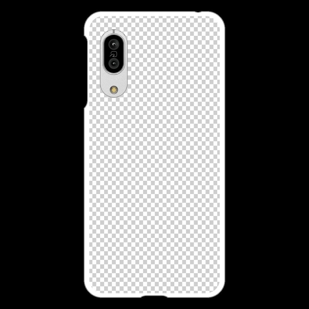 透過 Androidケース AQUOS sense3 /sense3 lite SH-RM12/sense3 basic/Android One S7 AQUOS sense3 /sense3 lite SH-RM12/sense3 basic/Android One S7