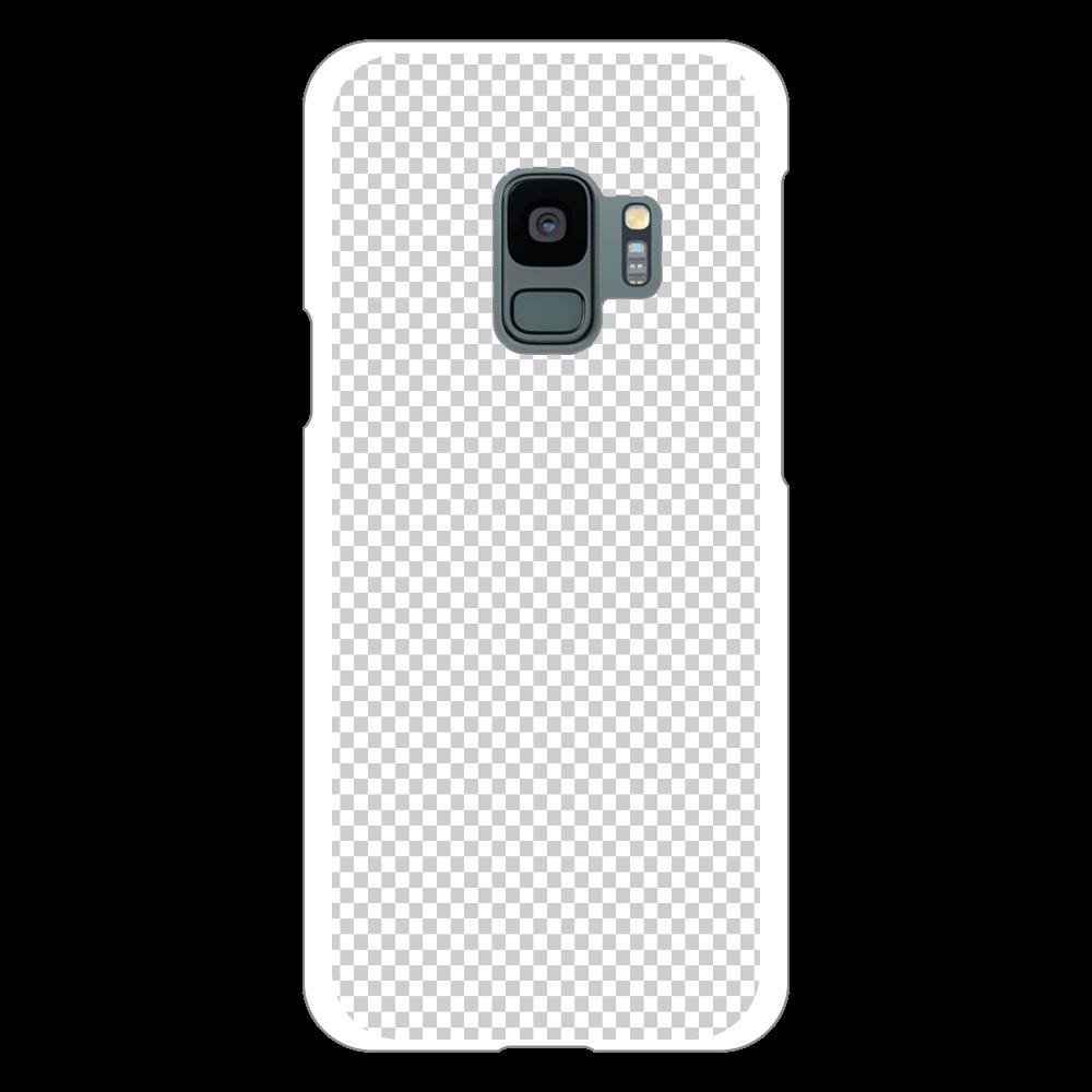 透過 Androidケース Galaxy S9 (SC-02K/SCV38) Galaxy S9 (SC-02K/SCV38)