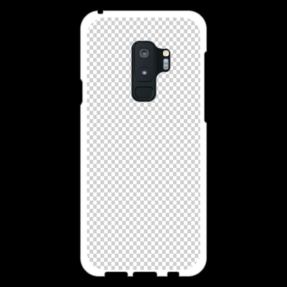 透過 Androidケース Galaxy S9+ (SC-03K/SCV39) Galaxy S9+ (SC-03K/SCV39)