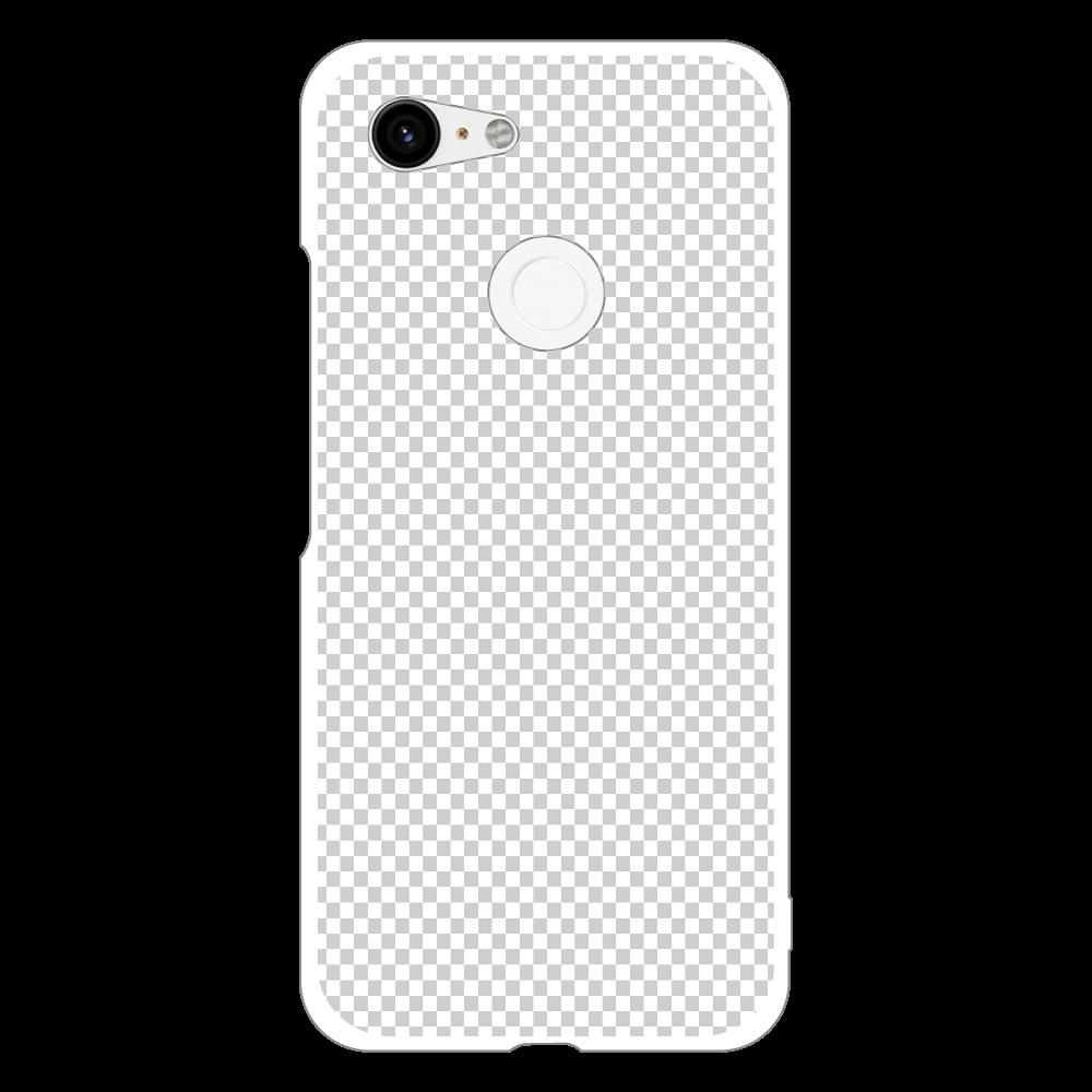透過 Androidケース Google Pixel 3 Google Pixel 3