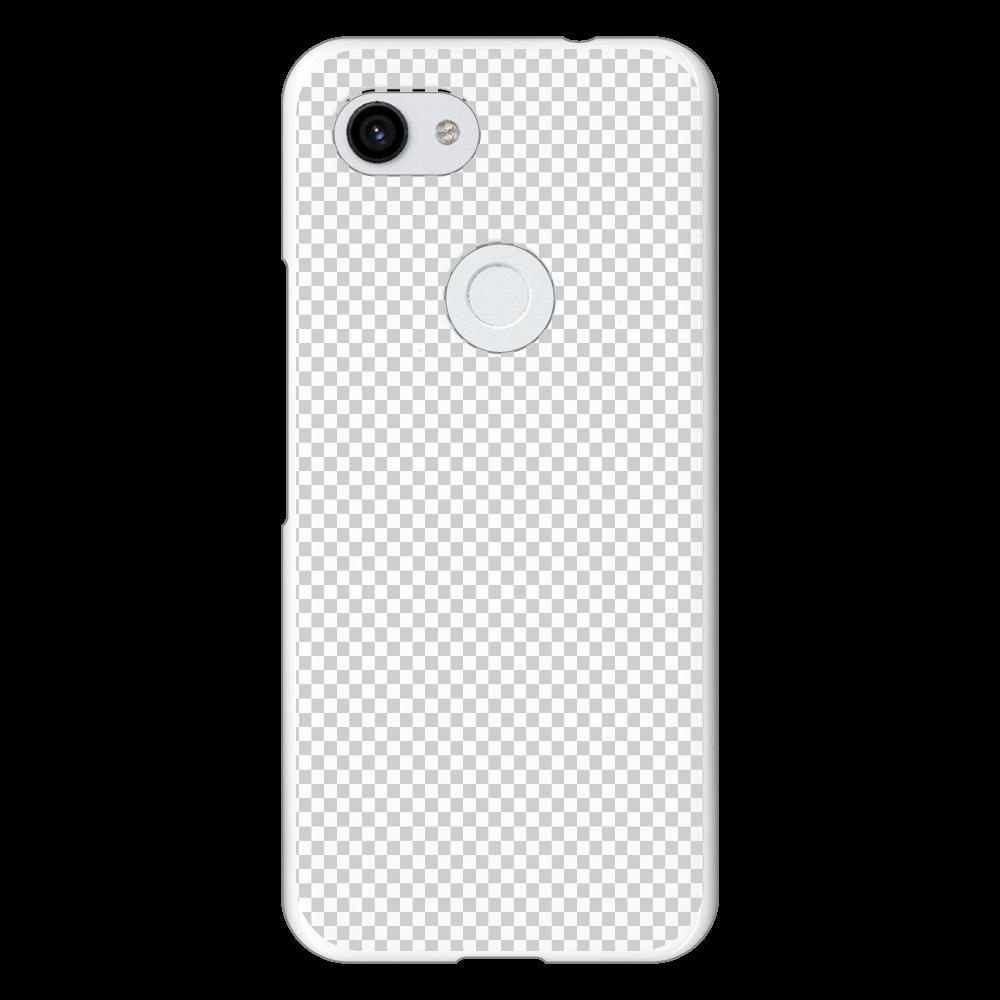 透過 Androidケース Google Pixel 3a Google Pixel 3a
