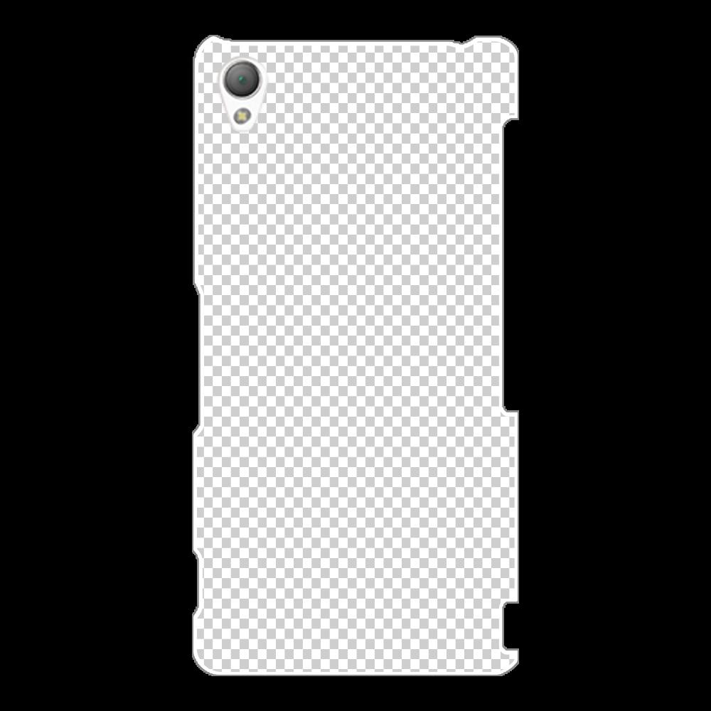 透過 Androidケース Xperia Z3(SO-01G/SOL26/401SO) Xperia Z3(SO-01G/SOL26/401SO)