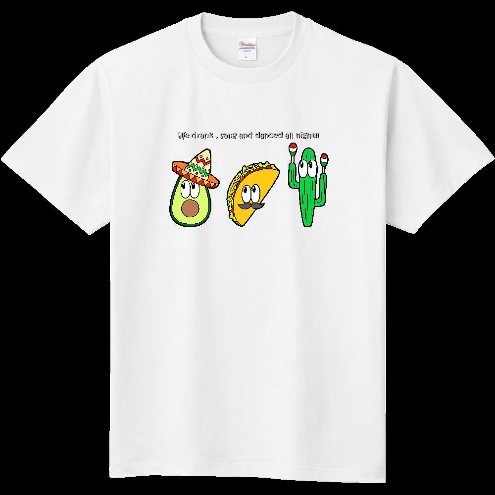 メキシコ/モンスター 定番Tシャツ