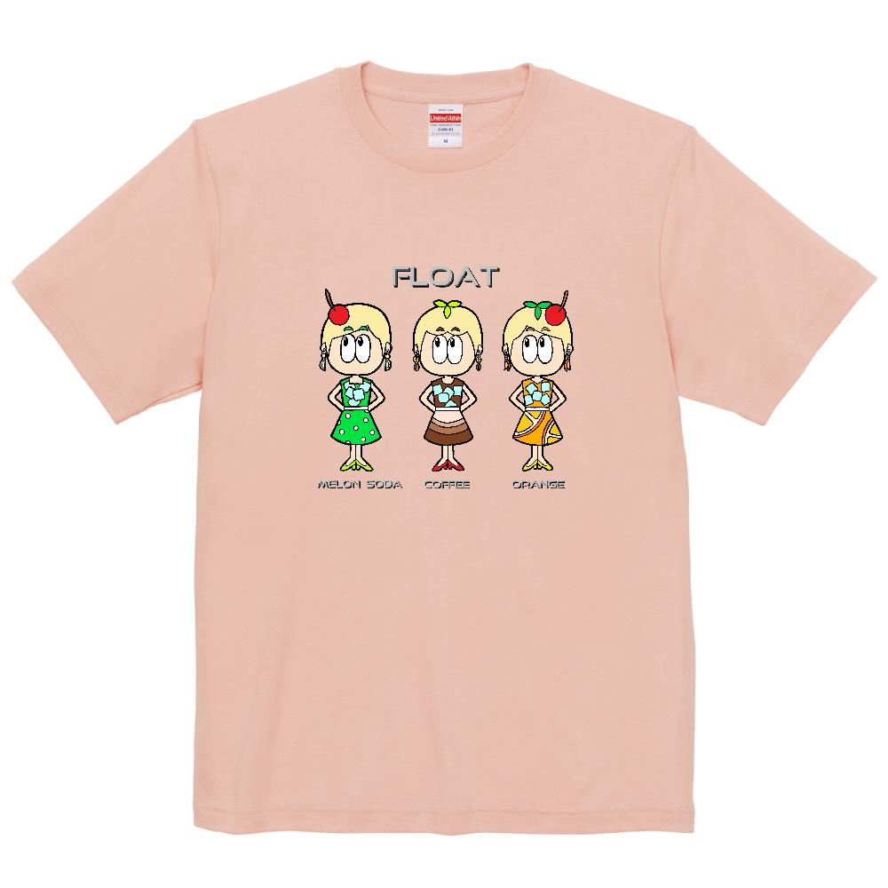 ドリンク/昭和レトロファッション 5.0オンス ユニバーサルフィットTシャツ