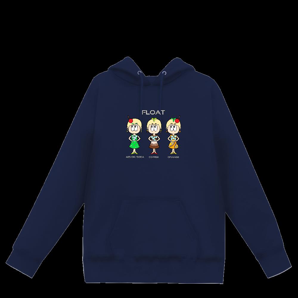ドリンク/昭和レトロファッション ヘビーウェイトP/Oパーカー