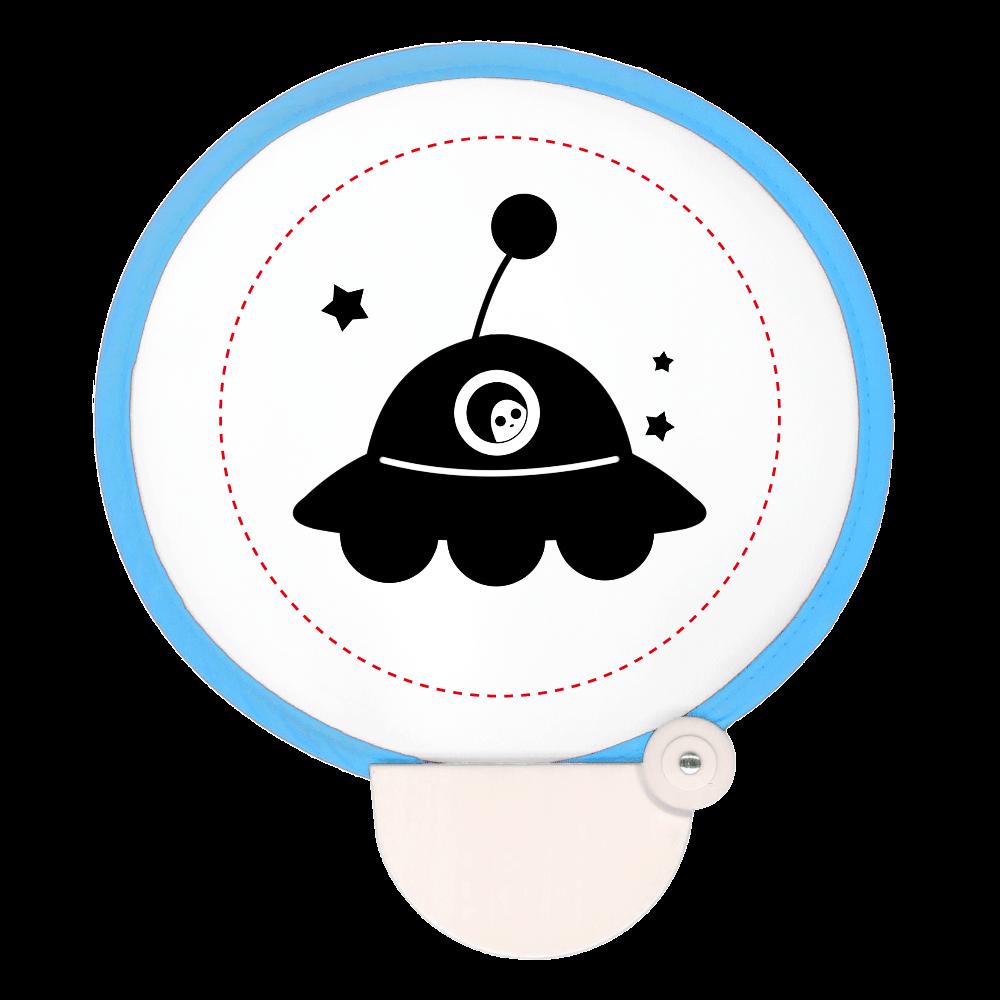 UFO フォールディングファン フォールディングファン