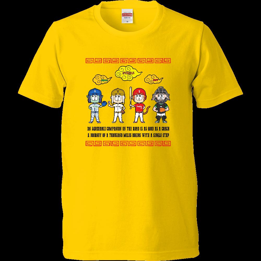 チーム天竺 ~西遊記×野球~ レギュラーフィットTシャツ