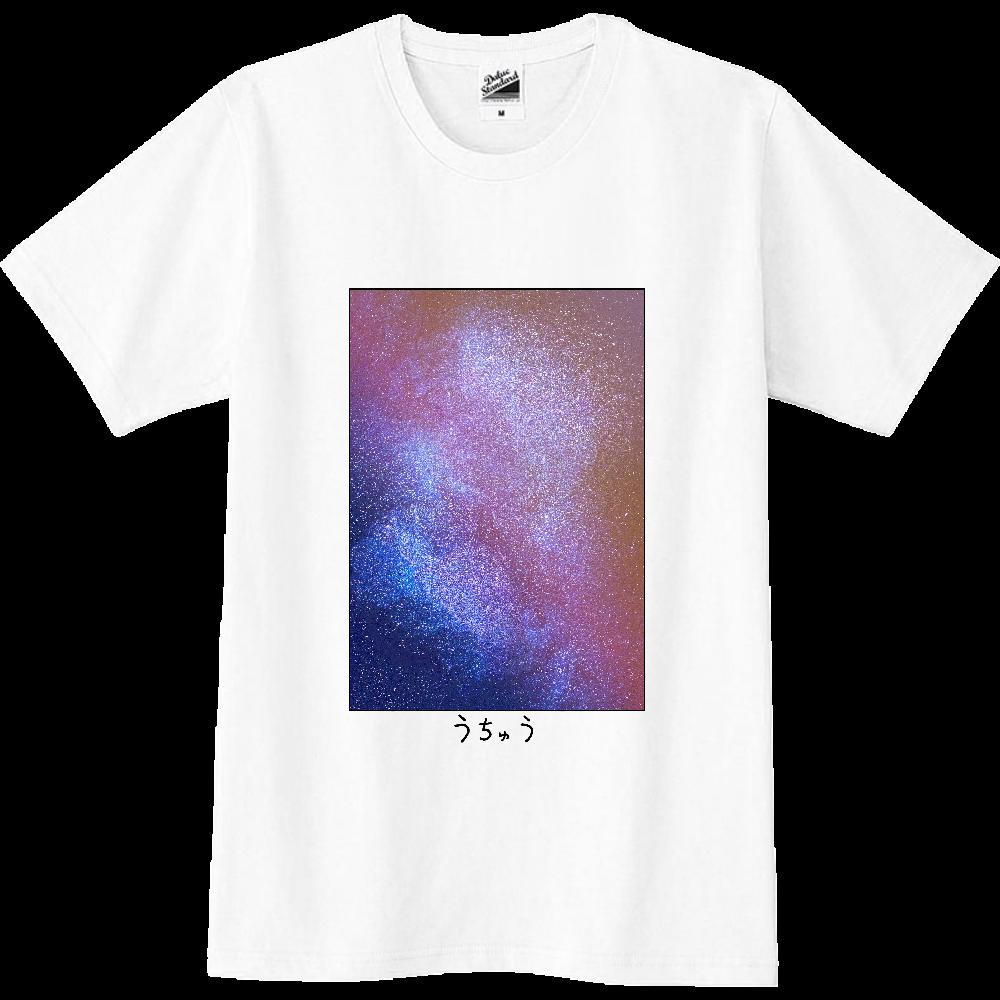 うちゅうスリムTシャツ スリムTシャツ