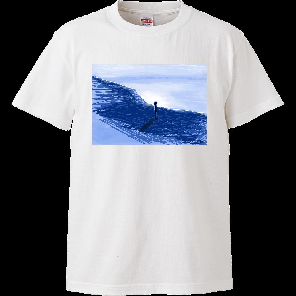 モニュメント ハイクオリティーTシャツ