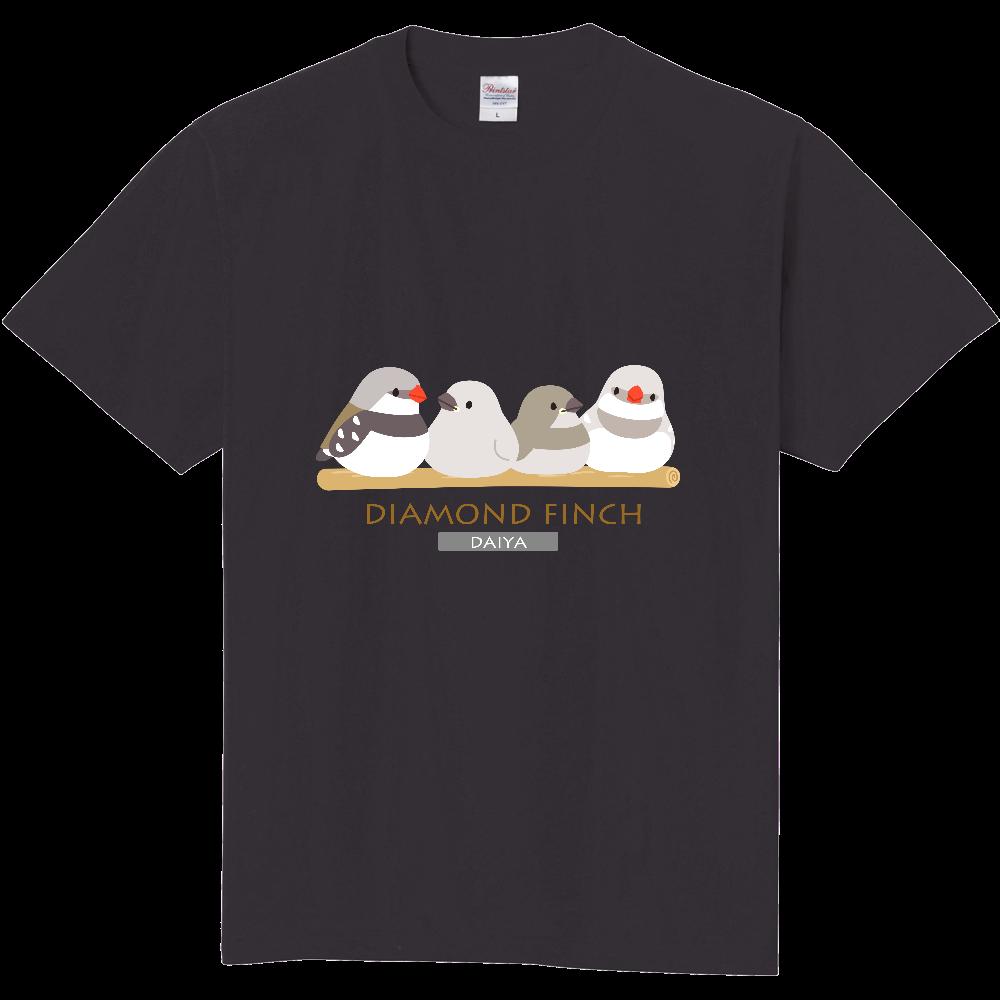 ダイヤモンドフィンチTシャツ 定番Tシャツ