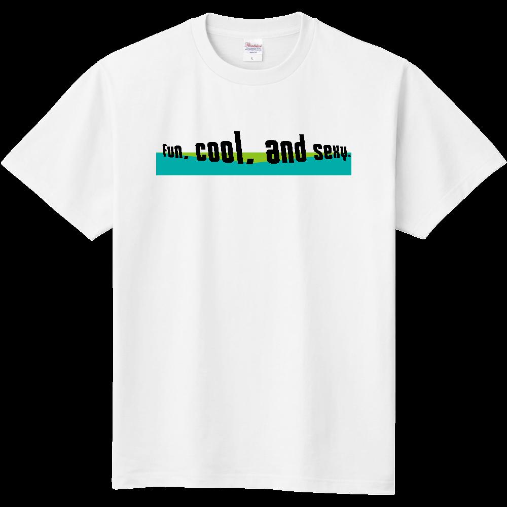 おもしろTシャツ セクシー語録 楽しくクールでセクシーに メンズ レディース 定番Tシャツ