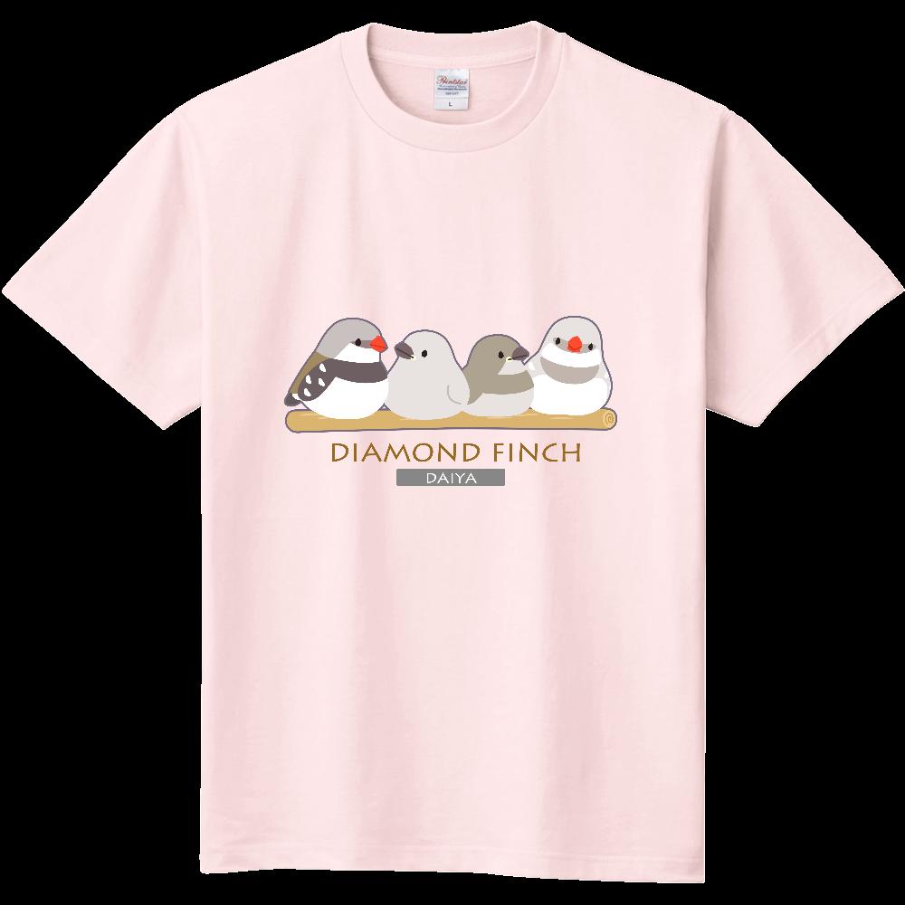 ダイヤモンドフィンチのTシャツ 定番Tシャツ