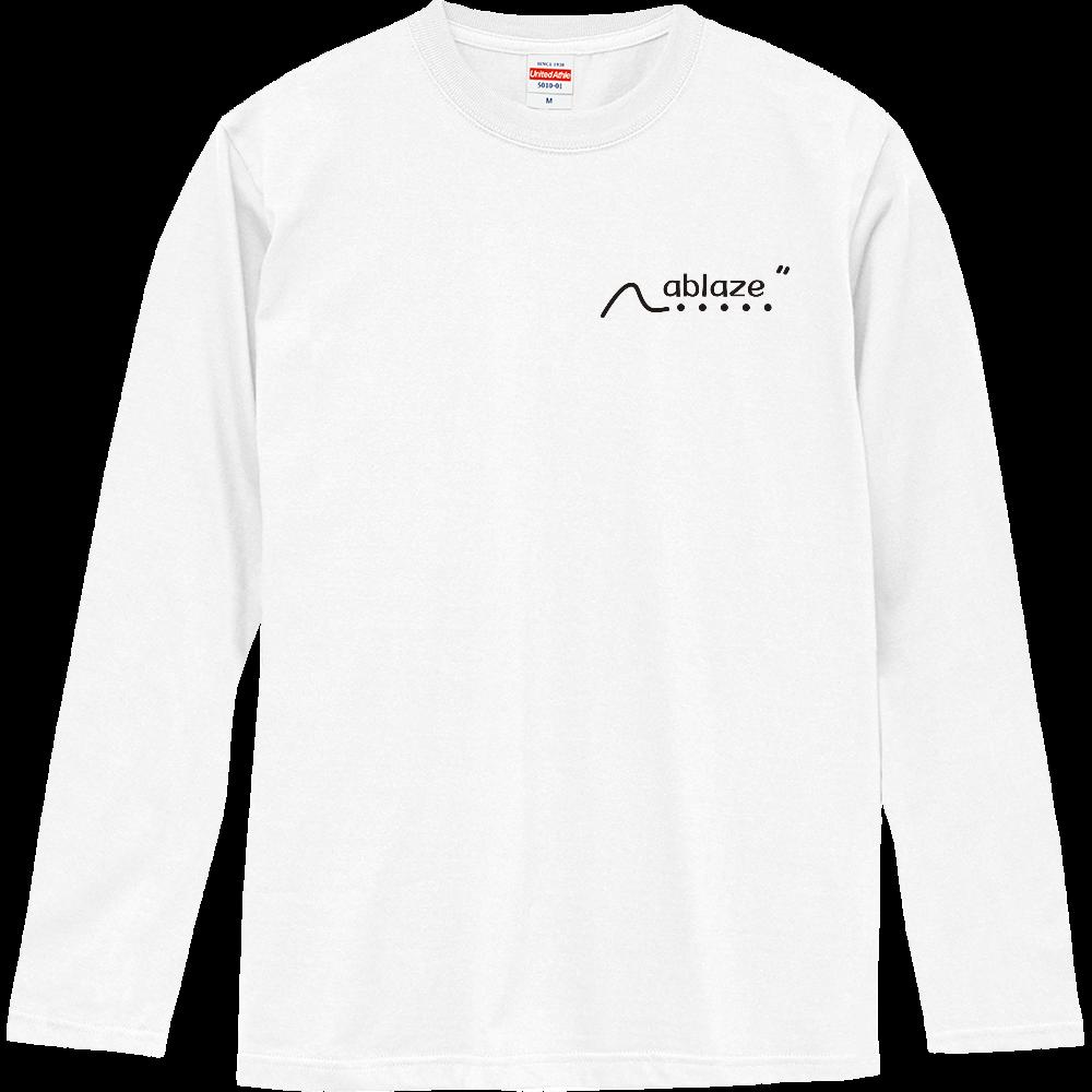 ablaze ロングスリーブTシャツ
