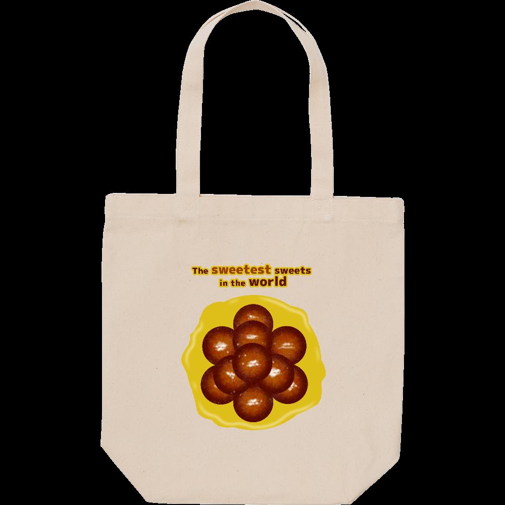 世界一甘いお菓子 スタンダードキャンバストートバッグ(M) スタンダードキャンバストートバッグ(M)