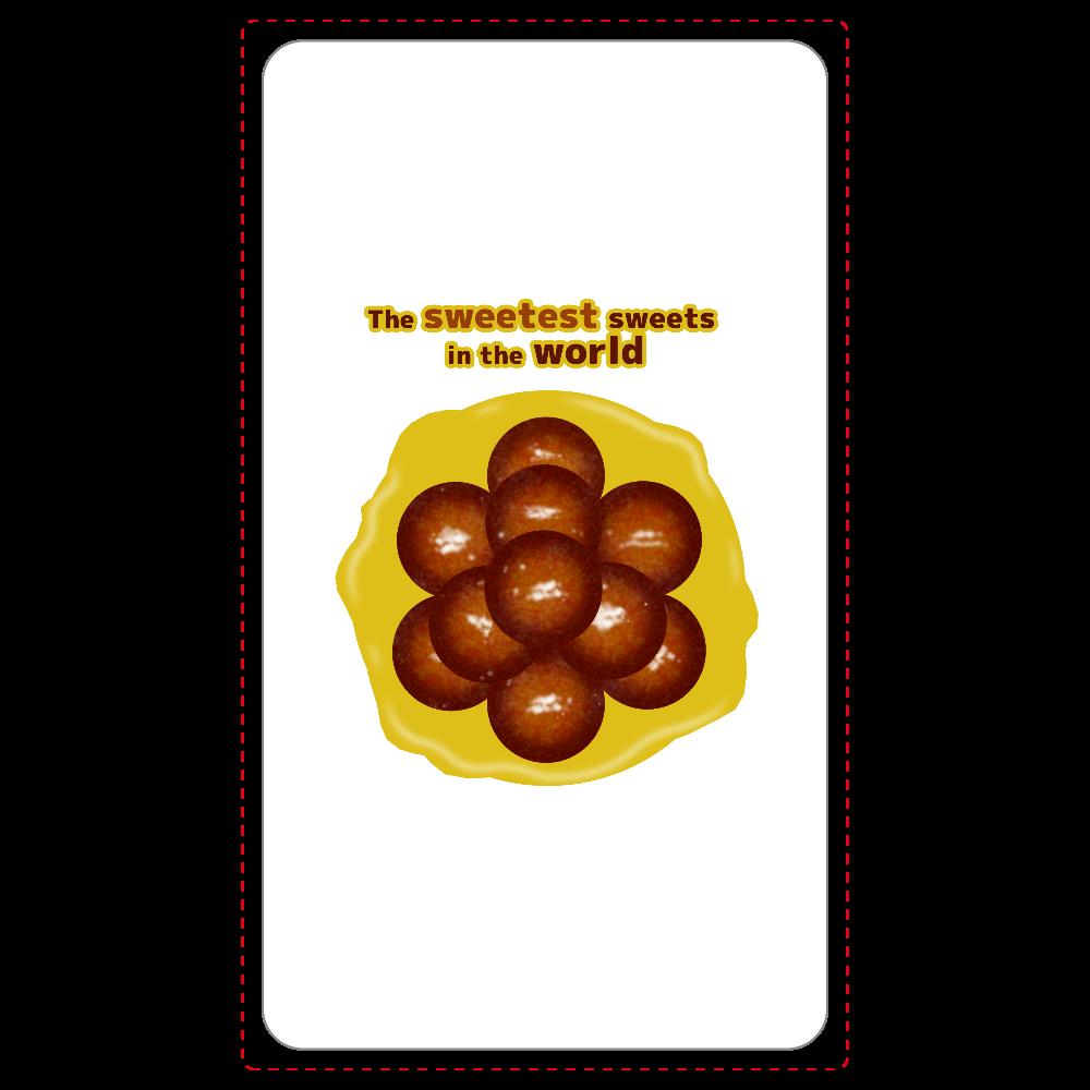 世界一甘いお菓子 モバイルバッテリー ワイヤレス充電器