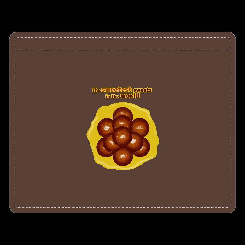世界一甘いお菓子 レザーIDカードホルダー レザーIDカードホルダー(ネックストラップ付)