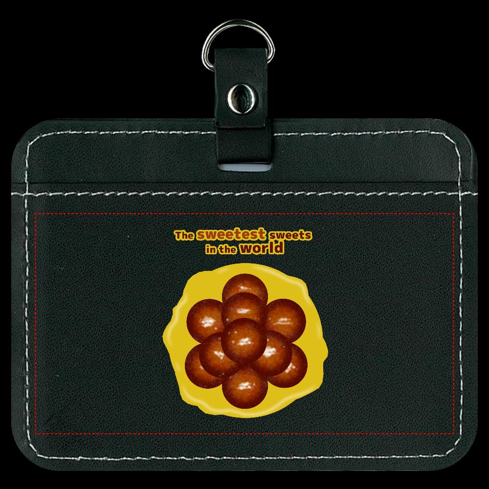 世界一甘いお菓子 パスケース オリジナルパスケース