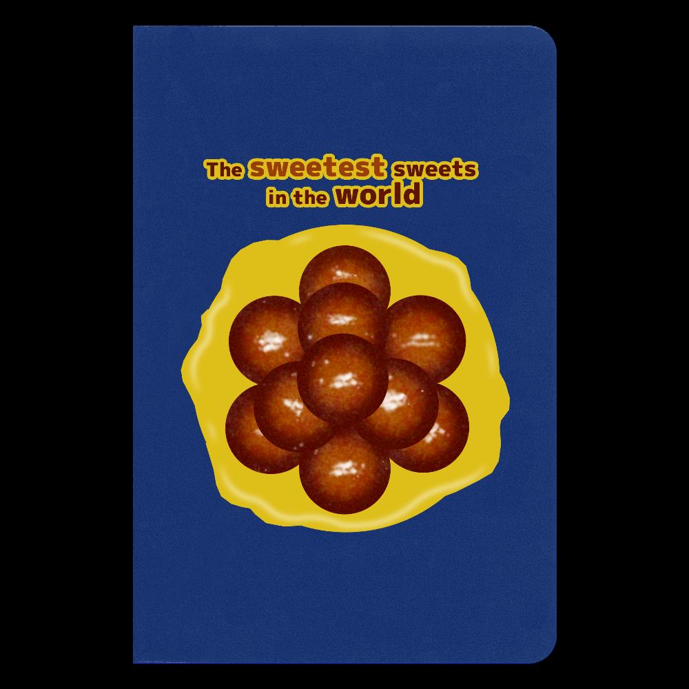 世界一甘いお菓子 ノート ハードカバーノート(罫線)